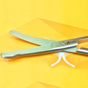 Diamond Tip Scissors – Heavy Bevel on Shank